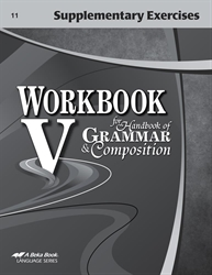 Workbook V Supplementary Exercises
