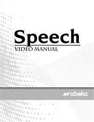 Speech Video Manual