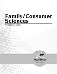 Family and Consumer Science Video Manual