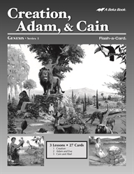 Creation, Adam, and Cain Lesson Guide