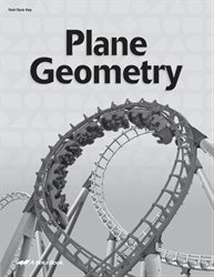 Plane Geometry Test and Quiz Key