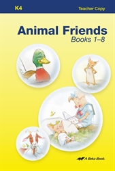 Animal Friends Books 1-8 Teacher Copy