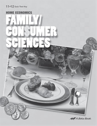 Family and Consumer Sciences Quiz and Test Key