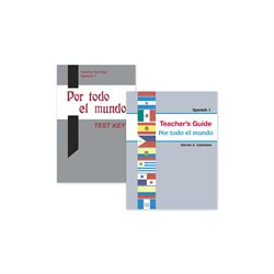 Spanish 1 Video Teacher Kit