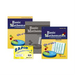 Basic Math Teacher Kit