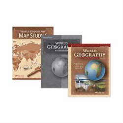 World Geography Teacher Kit