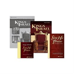Kings of Israel Teacher Kit