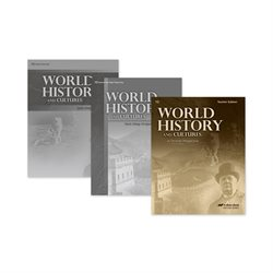 World History 10 Teacher Kit