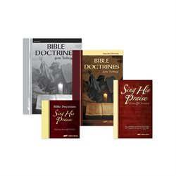 Bible Doctrines Teacher Kit