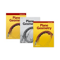 Plane Geometry Teacher Kit