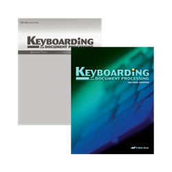 Keyboarding Video Student Kit