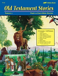 Old Testament Series 1 Flash-a-Card Bible Stories