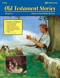 Old Testament Stories Series 2 Flash-a-Card Bible Stories