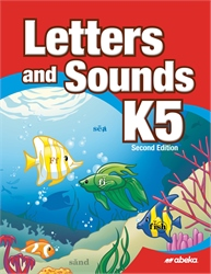 Letters and Sounds K5  (Unbound)