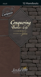 Joshua: Conquering the Battles of Life Compass Handout