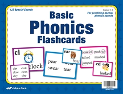 Basic Phonics Flashcards—Revised