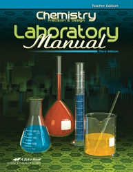 Chemistry Lab Manual Teacher Edition