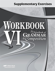 Workbook VI Supplementary Exercises