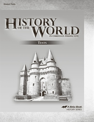 History of the World Test Book
