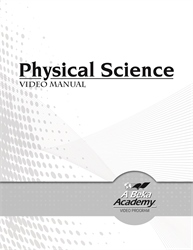 Physical Science Video Manual