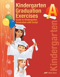 Kindergarten Graduation Program A