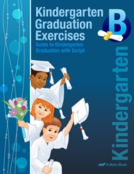 Kindergarten Graduation Program B