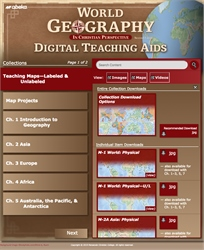 World Geography Digital Teaching Aids