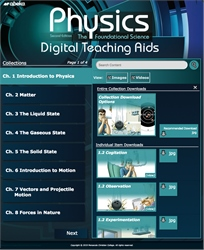 Physics Digital Teaching Aids