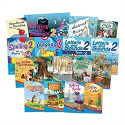 Grade 2 Language Arts Child Kit