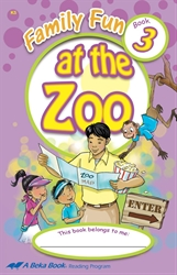 Family Fun at the Zoo  (Package of 10)
