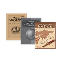 World Geography Video Teacher Kit