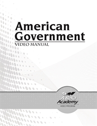 American Government Video Manual