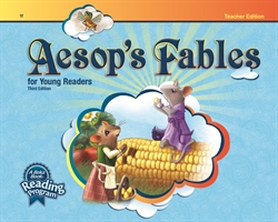 Aesop's Fables for Young Readers Teacher Edition