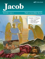 Jacob Flash-A-Card Bible Stories