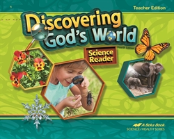 Discovering God's World Teacher Edition