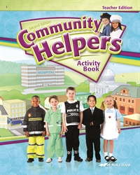 Community Helpers Activity Book Teacher Edition