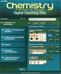 Chemistry Digital Teaching Aids