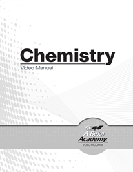 Chemistry Video Manual