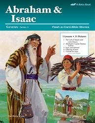 Abraham and Isaac Flash-a-Card Bible Stories