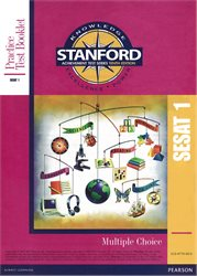 Stanford 10 Practice Tests—Level SESAT 1