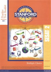 Stanford 10 Practice Tests—Level SESAT 2