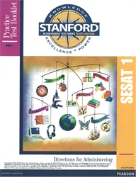 Stanford 10 Practice Test Direct.—Level SESAT 1