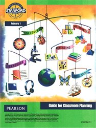 Guide for Classroom Planning—Level PRIM 1