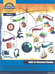 Guide for Classroom Planning—Level PRIM 2