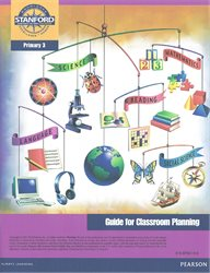 Guide for Classroom Planning—Level PRIM 3