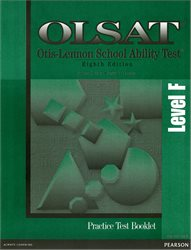 OLSAT Practice Tests—Level F