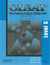 OLSAT Practice Test Directions—Level C