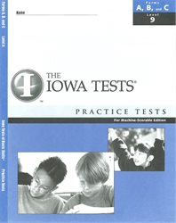 ITBS Practice Tests—Level 9