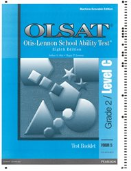 OLSAT—Level C