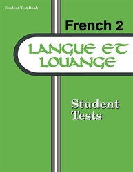 French 2 Test Book